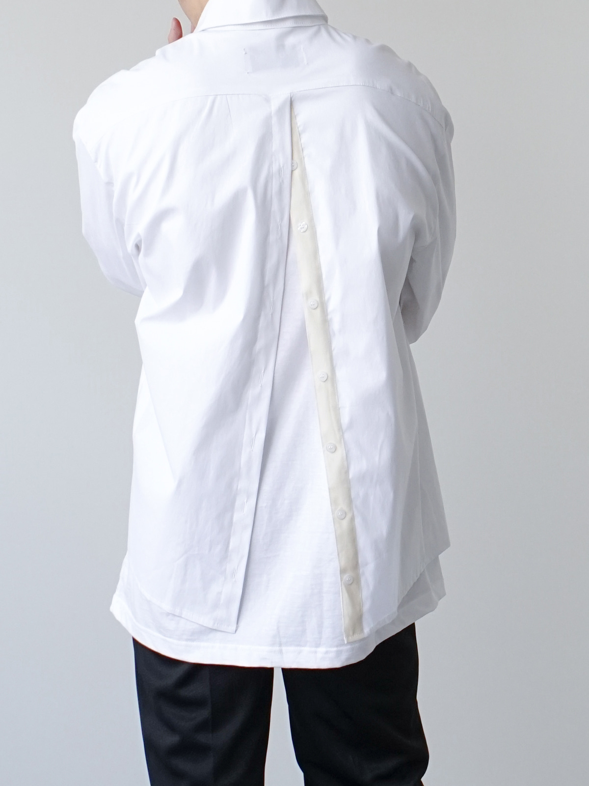 Judys Back Vent Shirt (3color)