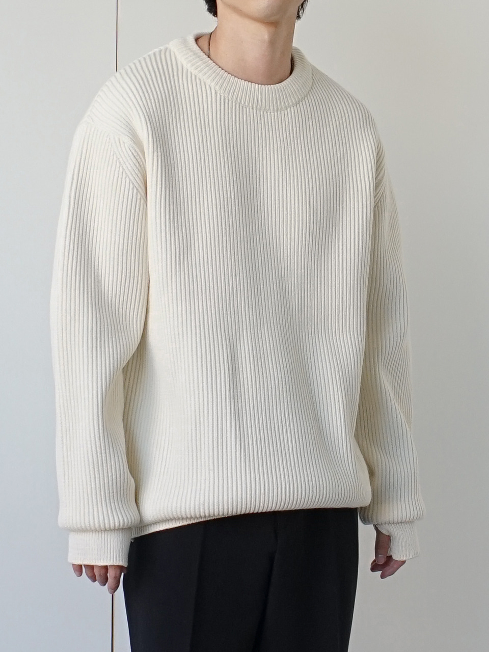 Ollie Warmer Knit (4color)