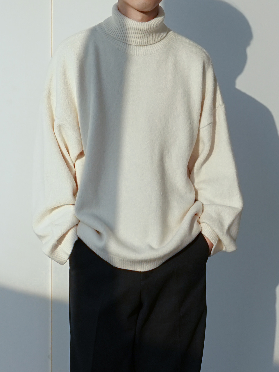 Klines Oversized Turtleneck Knit (6color)