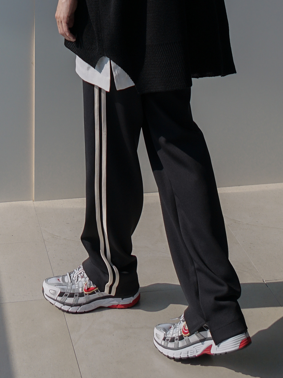 Anne Double Lined Track Pants (3color)
