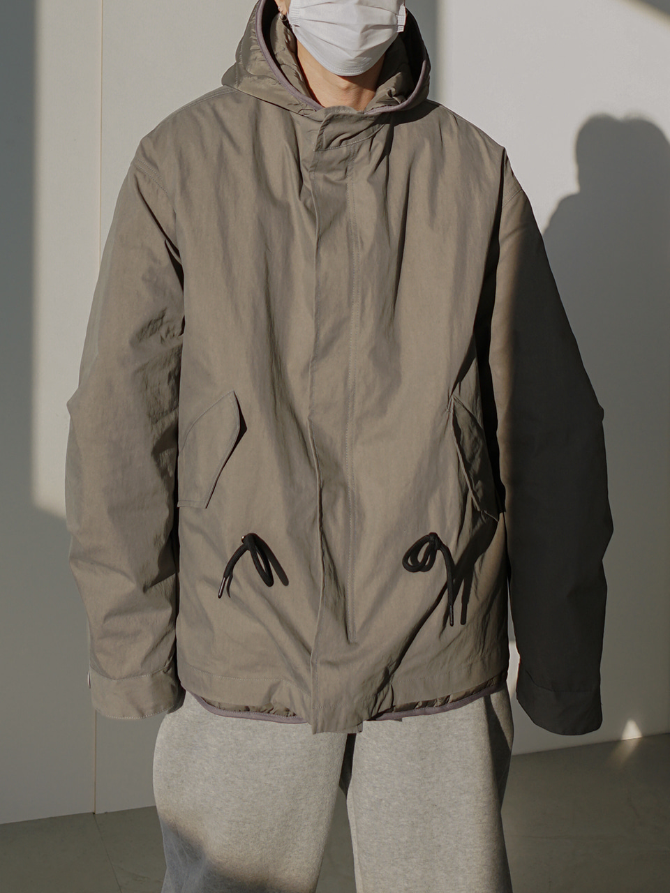 Way To Short Field Jacket (3color)