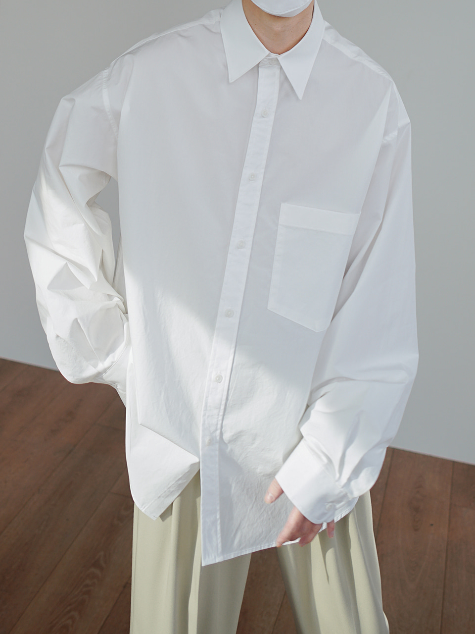 Richter Relaxed Shirt (3color)