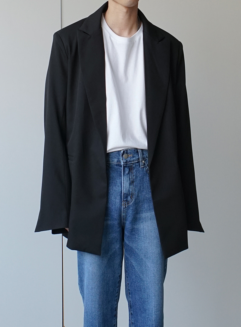Lam Robe Blazer (2color)