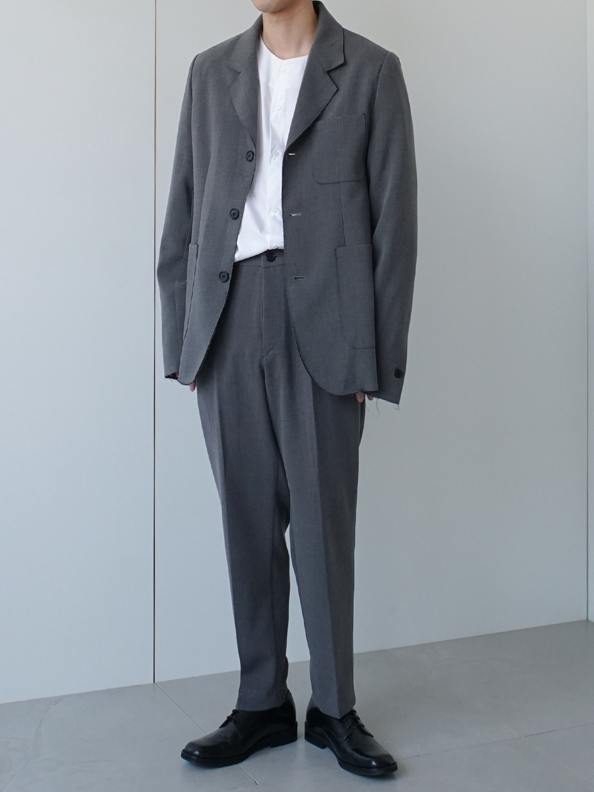 Lud Suit Gray