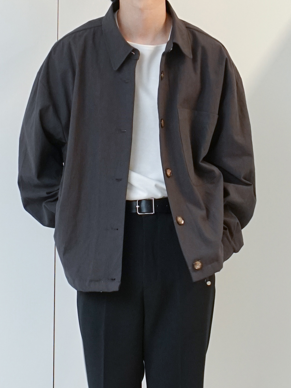 Mild Mixed Jacket (4color)