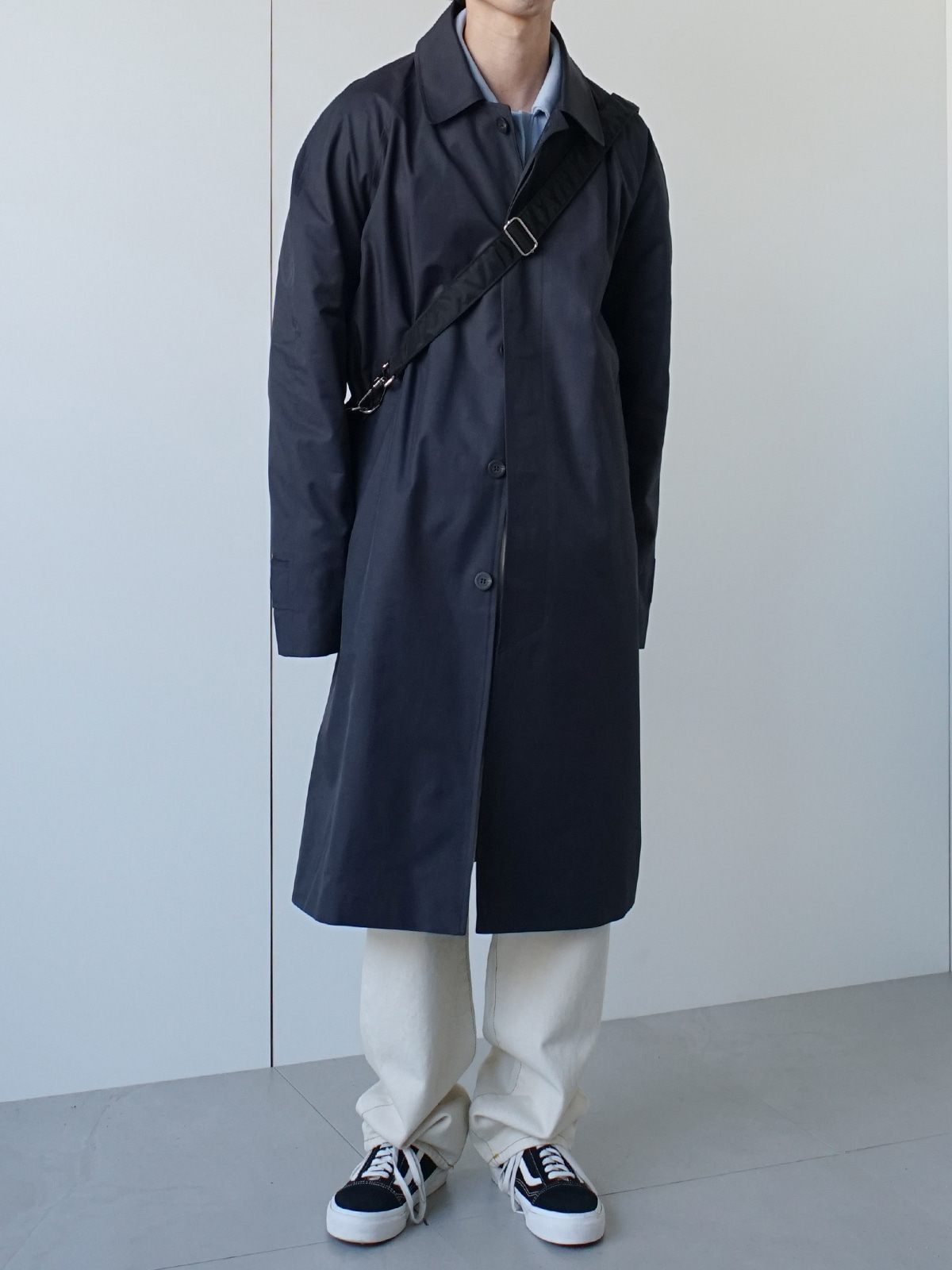 Form Trench Mac Coat (3color)