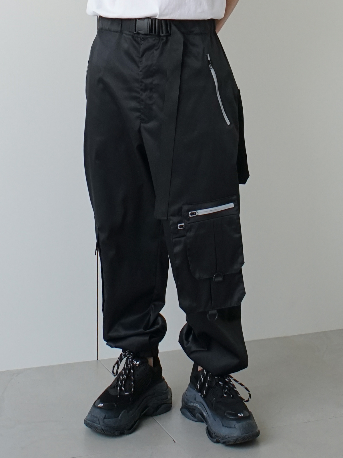 Struc Pocket Track Pants (2color)