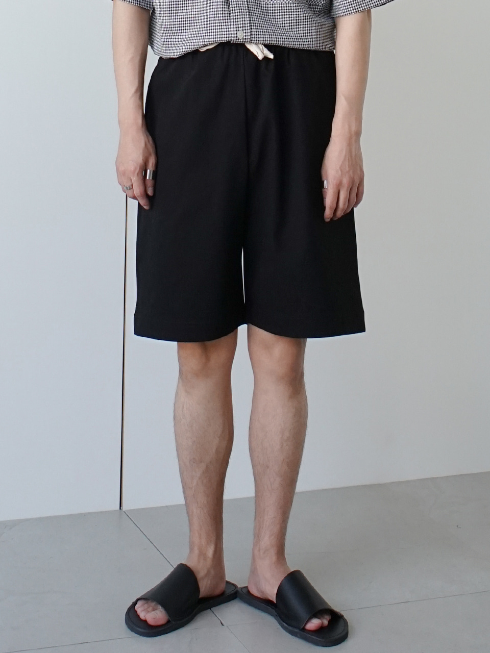 Ray Banding ADJ Shorts (2color)