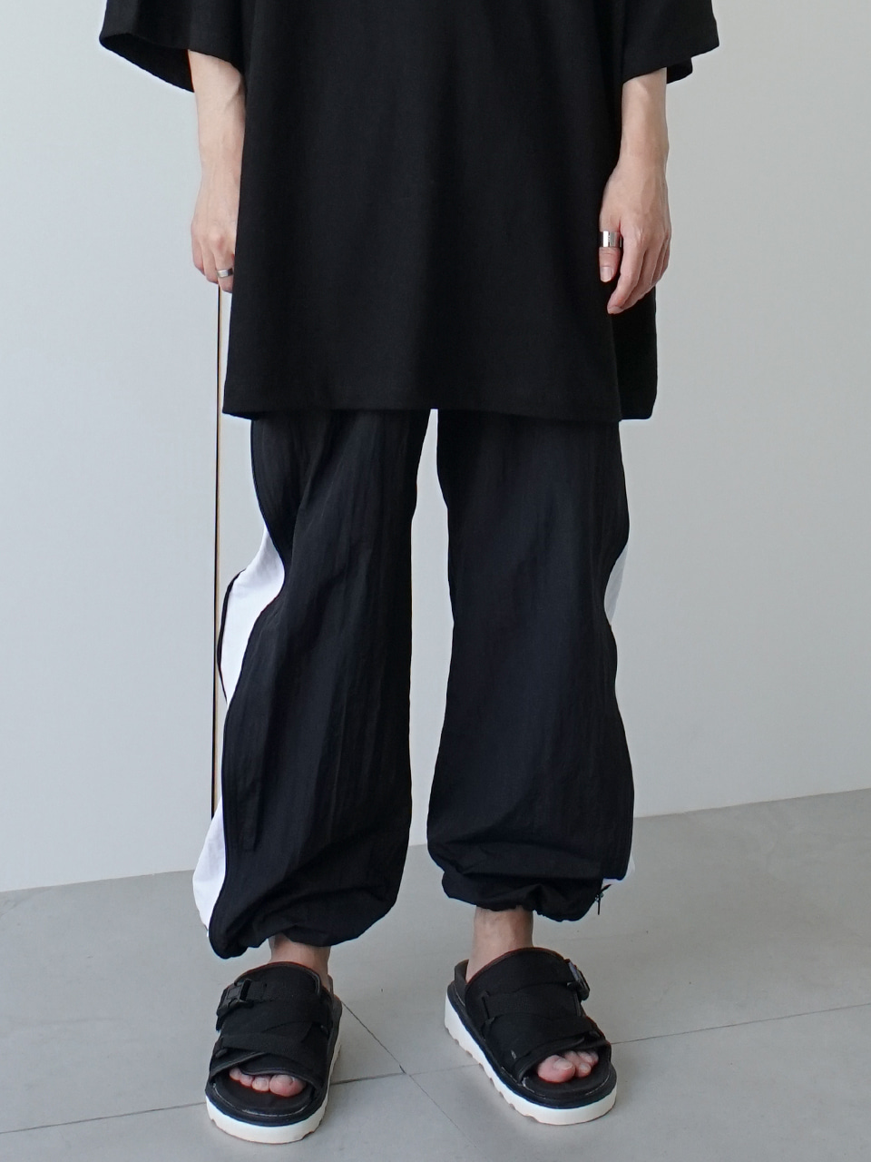 Ultimate Side Zip Track Pants (2color)