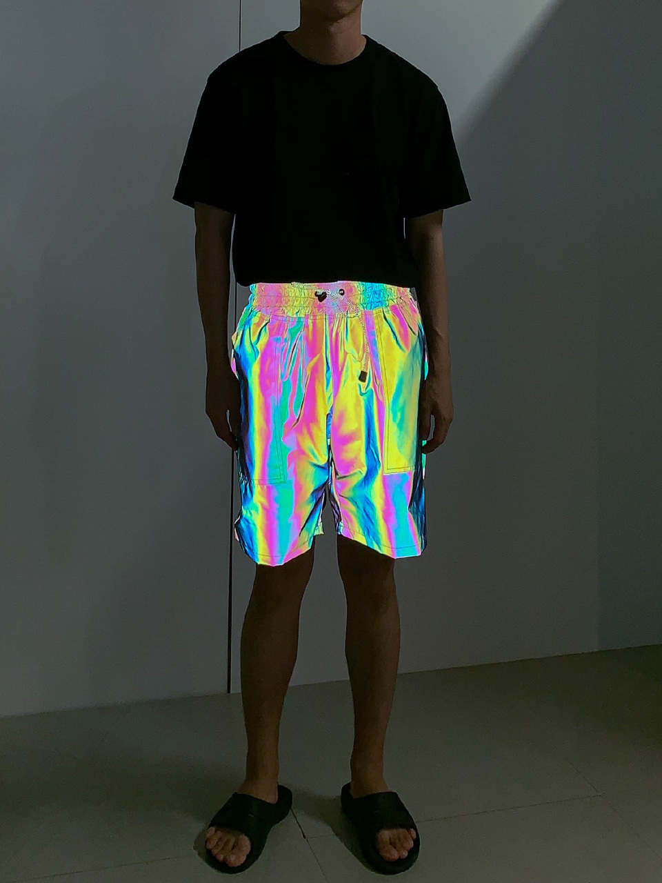 Grami Reflect Fatigue Shorts