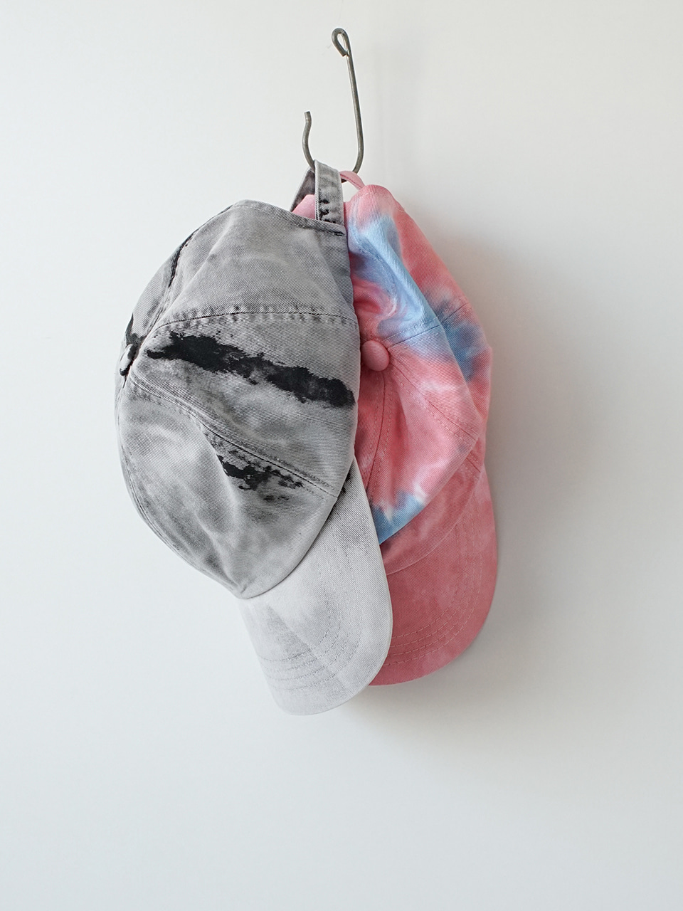 Tie-Dye Washing Ball Cap (2color)