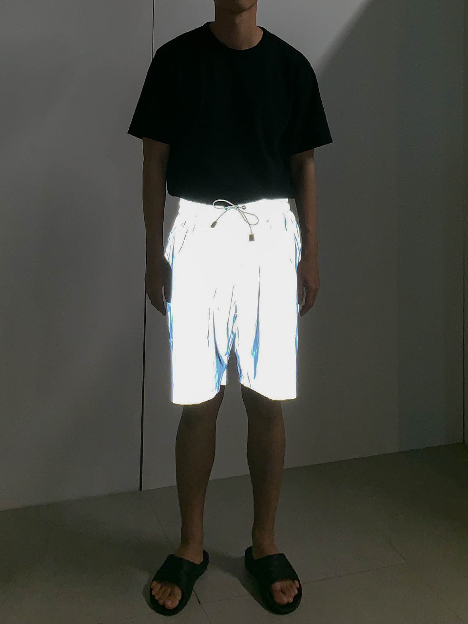 Effect Reflect Fatigue Shorts