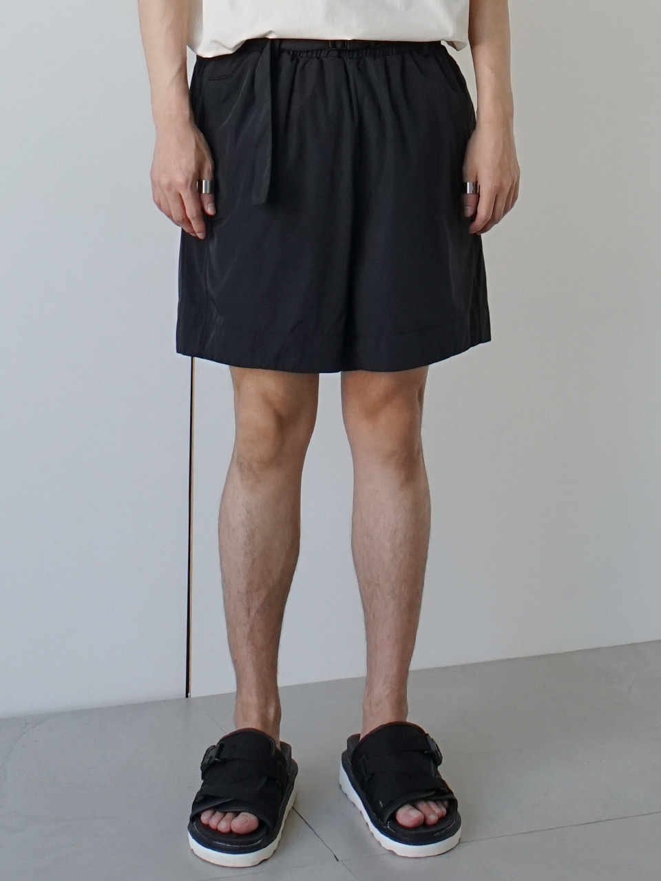 City Boy Track Shorts (3color)