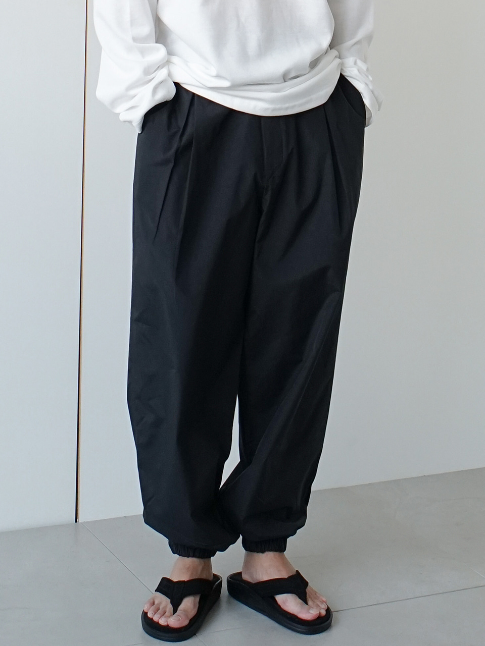Edix Balloon Jogger Pants (2color)