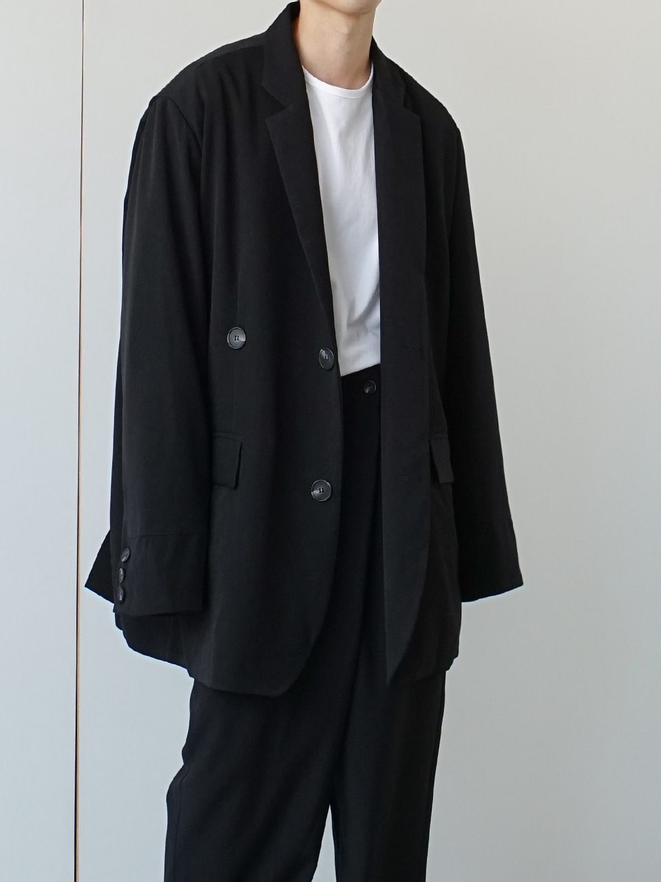 Sadmic Over Blazer (2color)