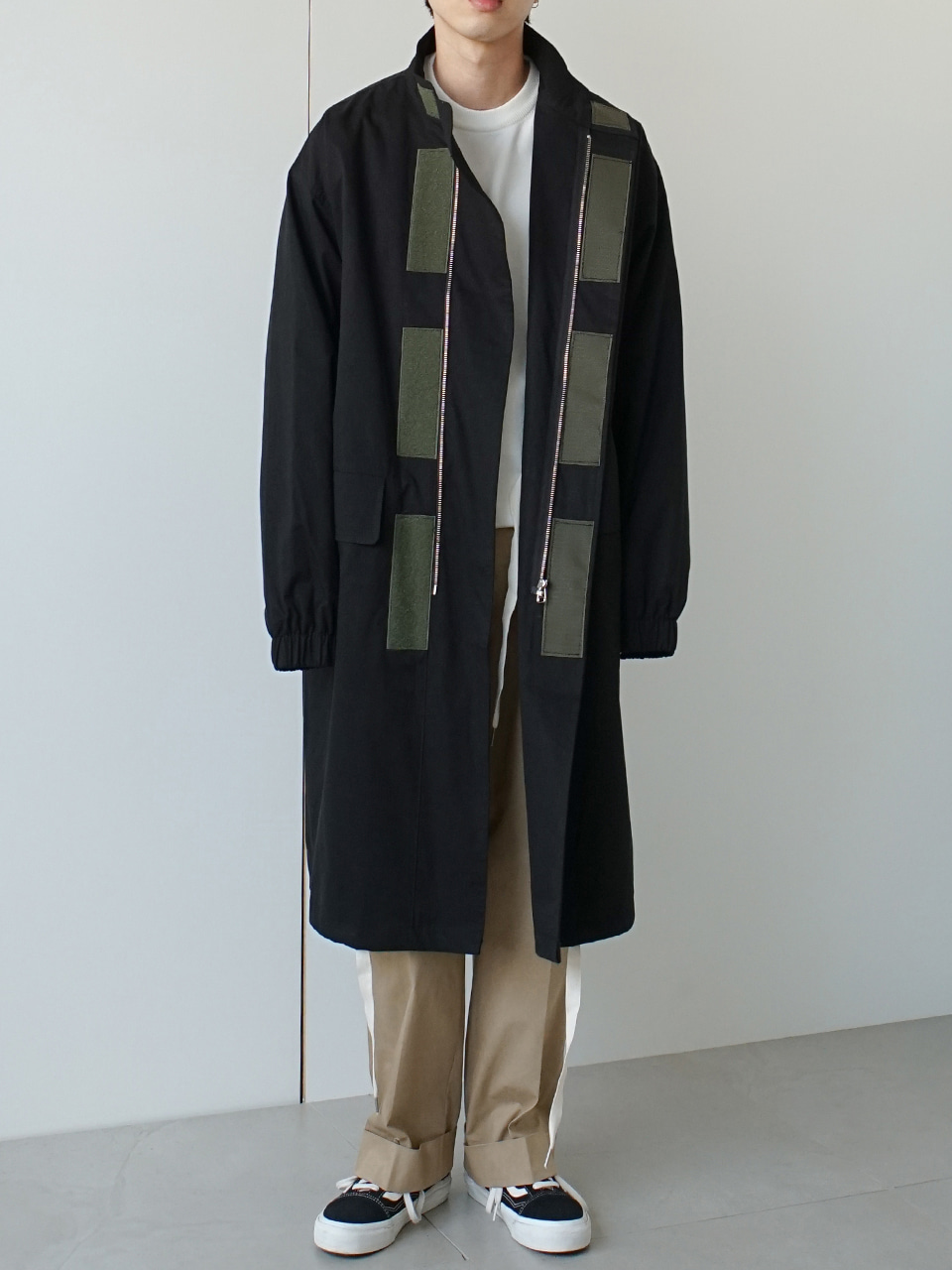 Pallet Field Coat (2color)