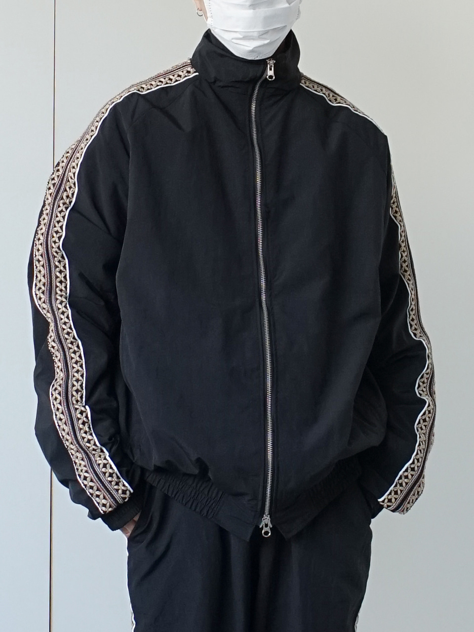Dena Ethnic Track Jacket (2color)