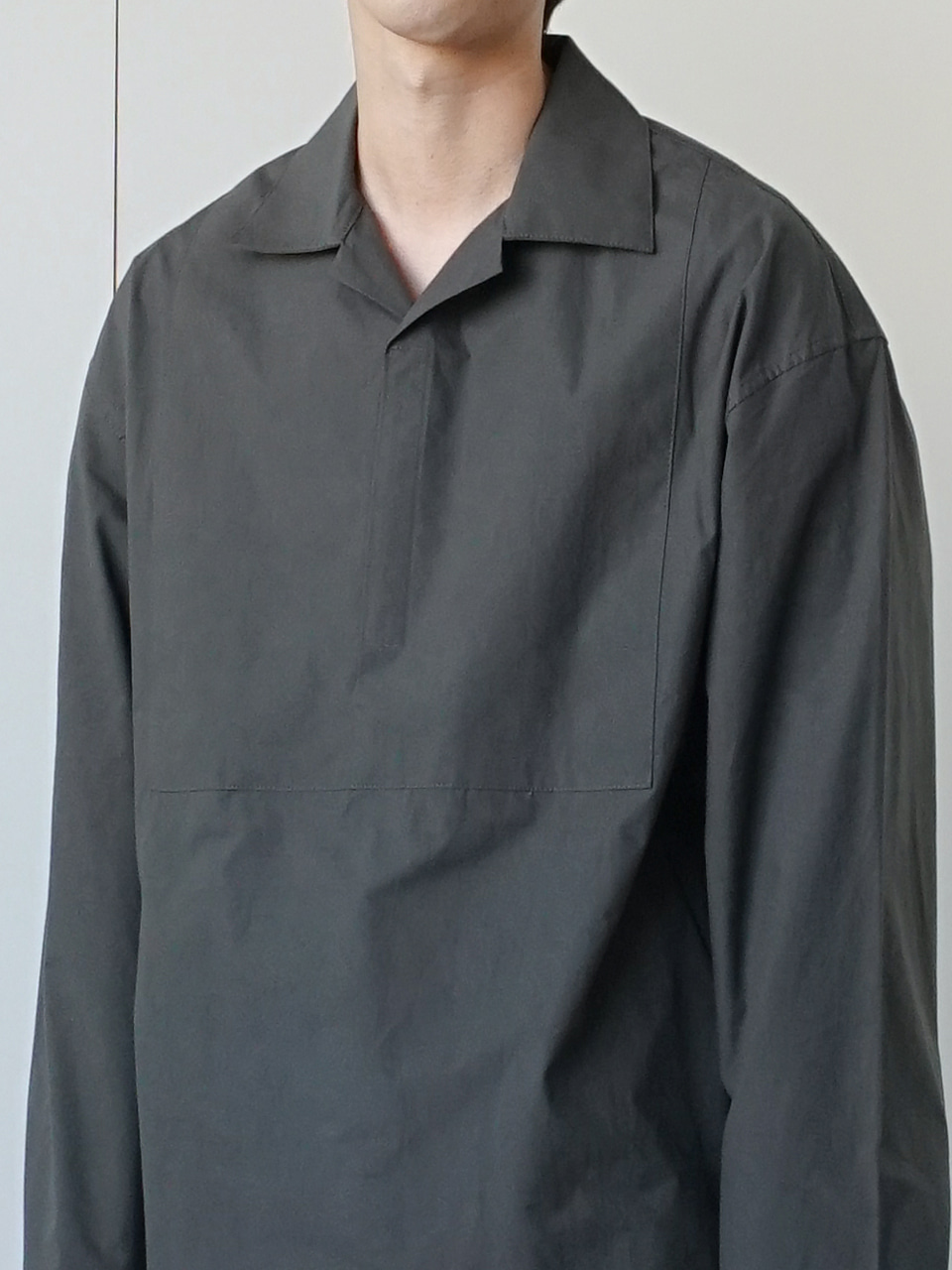Concept Velcro Shirt (2color)