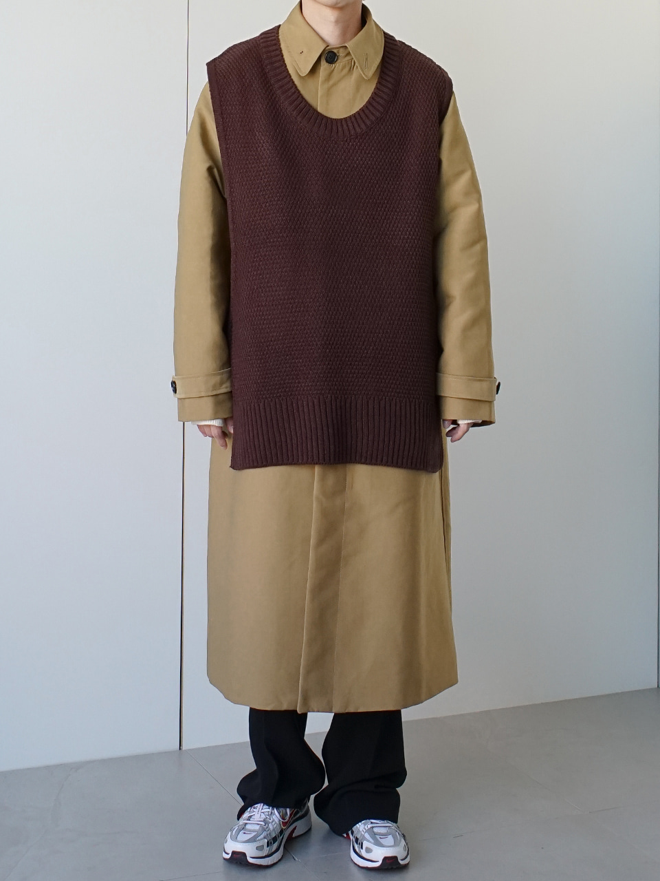 Den Raglan Mac Coat (2color)