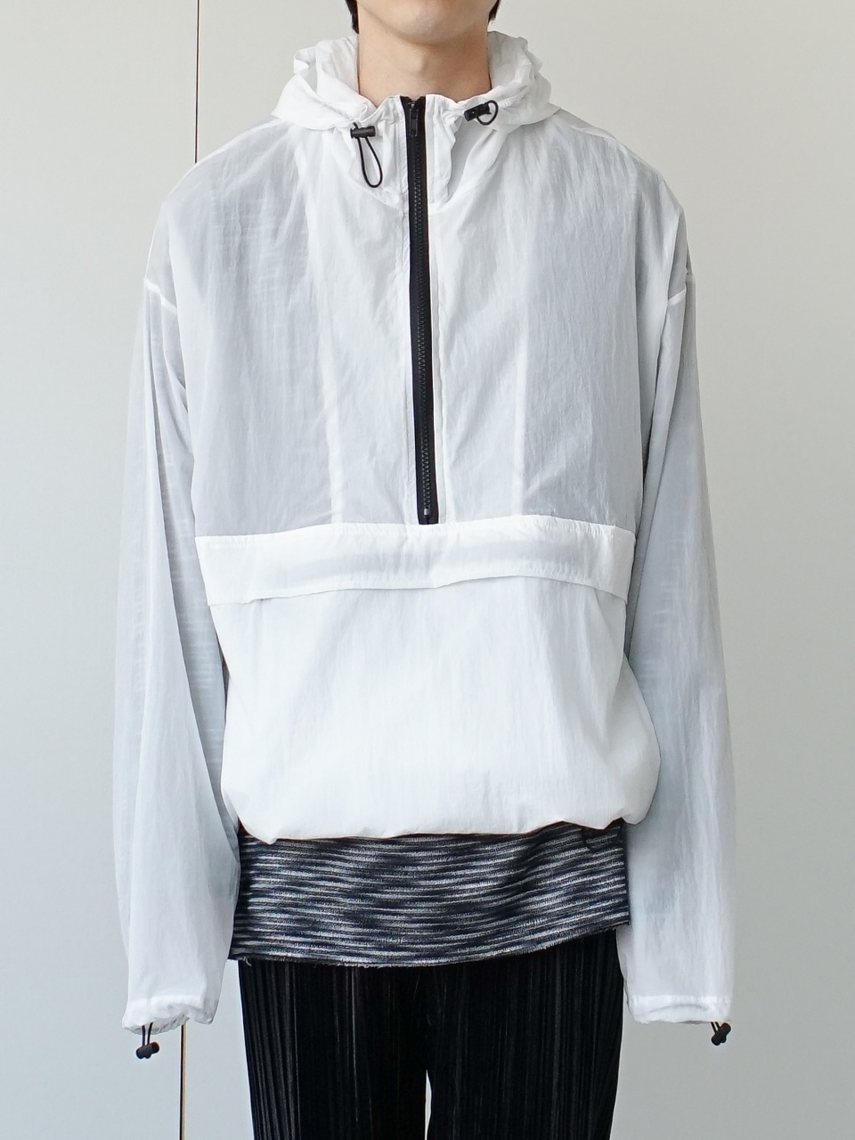Fran Lite Anorak (2color)