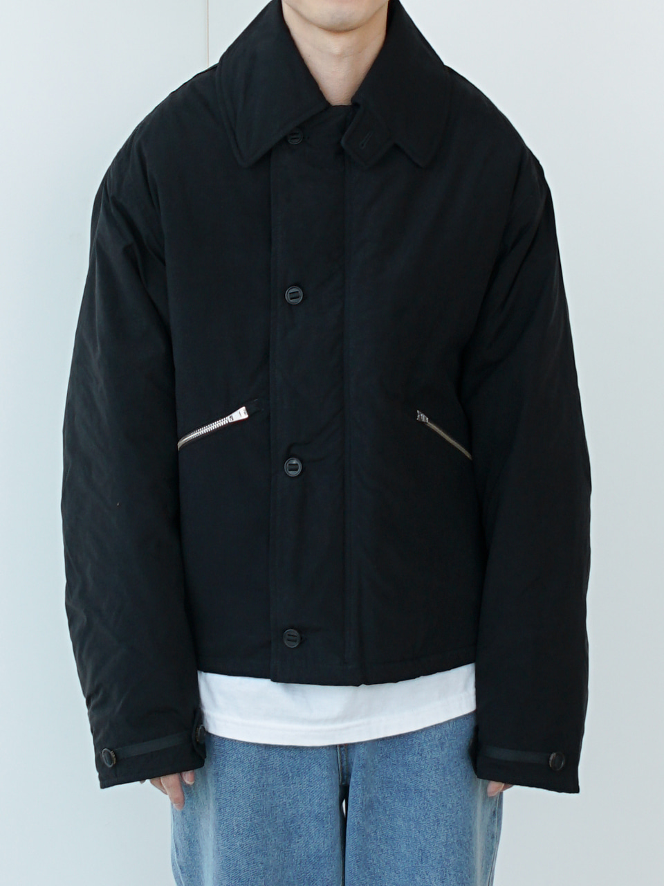 Ben Relaxed Work Jacket (2color)