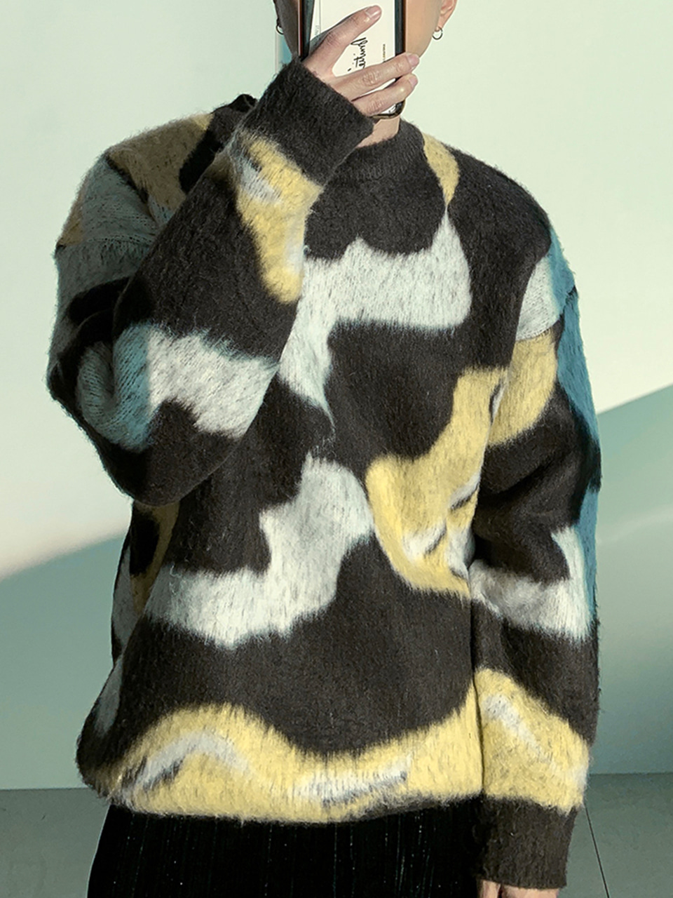 Formbe Mohair Knit (2color)