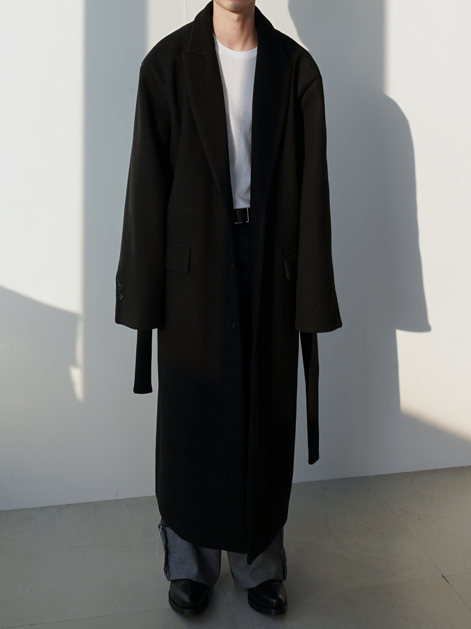 Carlyle Robe Long Coat (2color)