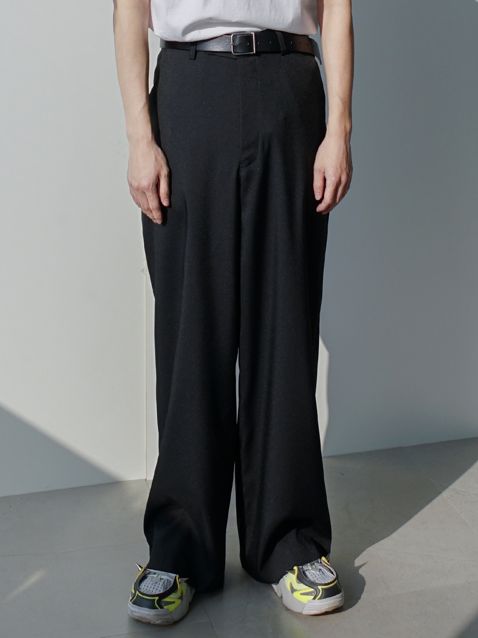 Mount Wide Trousers (2color)
