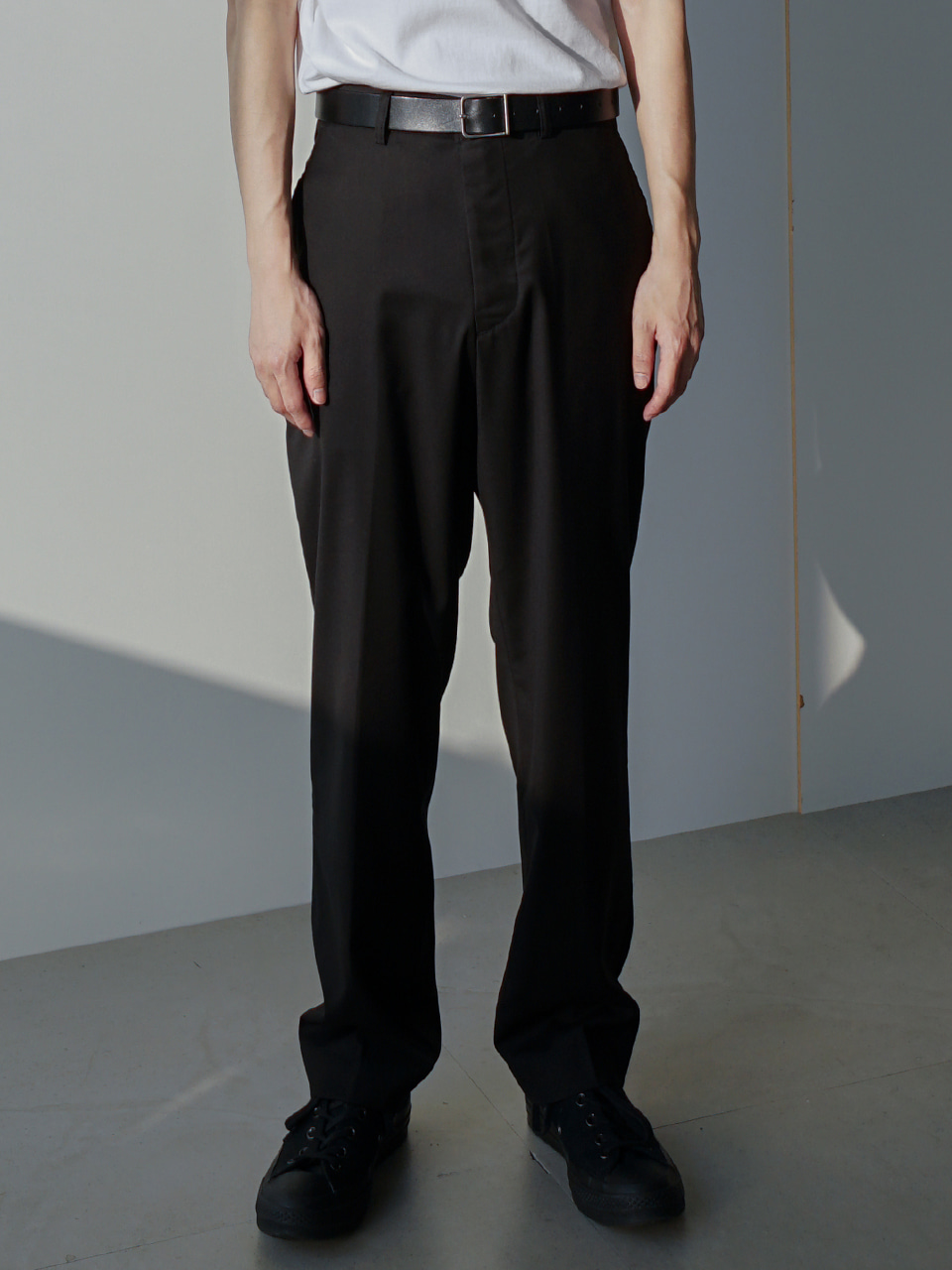 Justin Daily Trousers (2color)
