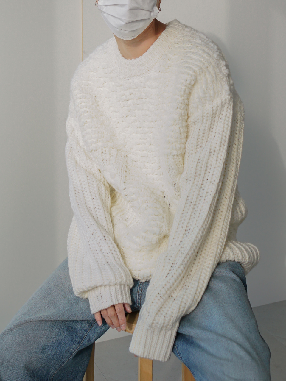 Twiddle Knit (3color)