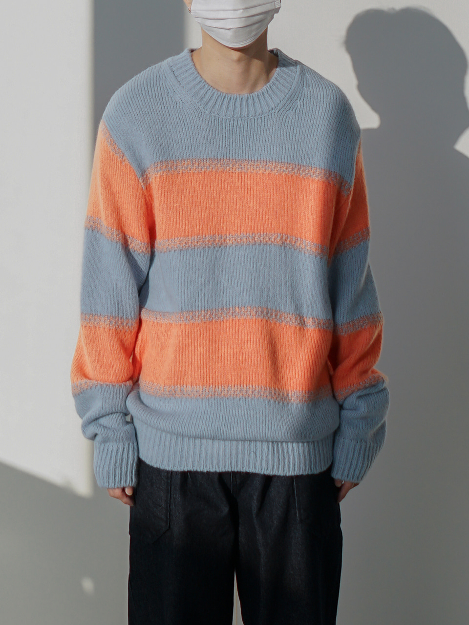 Row Range Knit (3color)