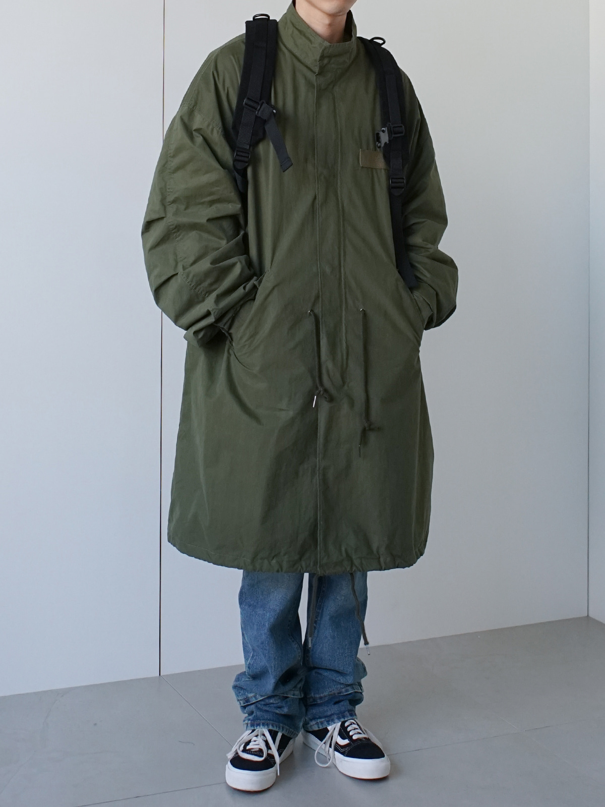 Afterglow M-65 Parka (2color)