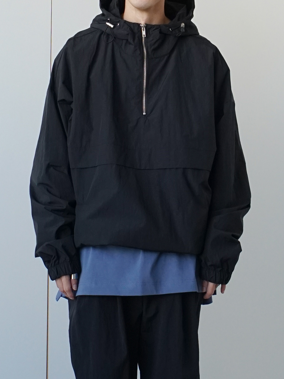 City Daily Relaxed Anorak (2color)