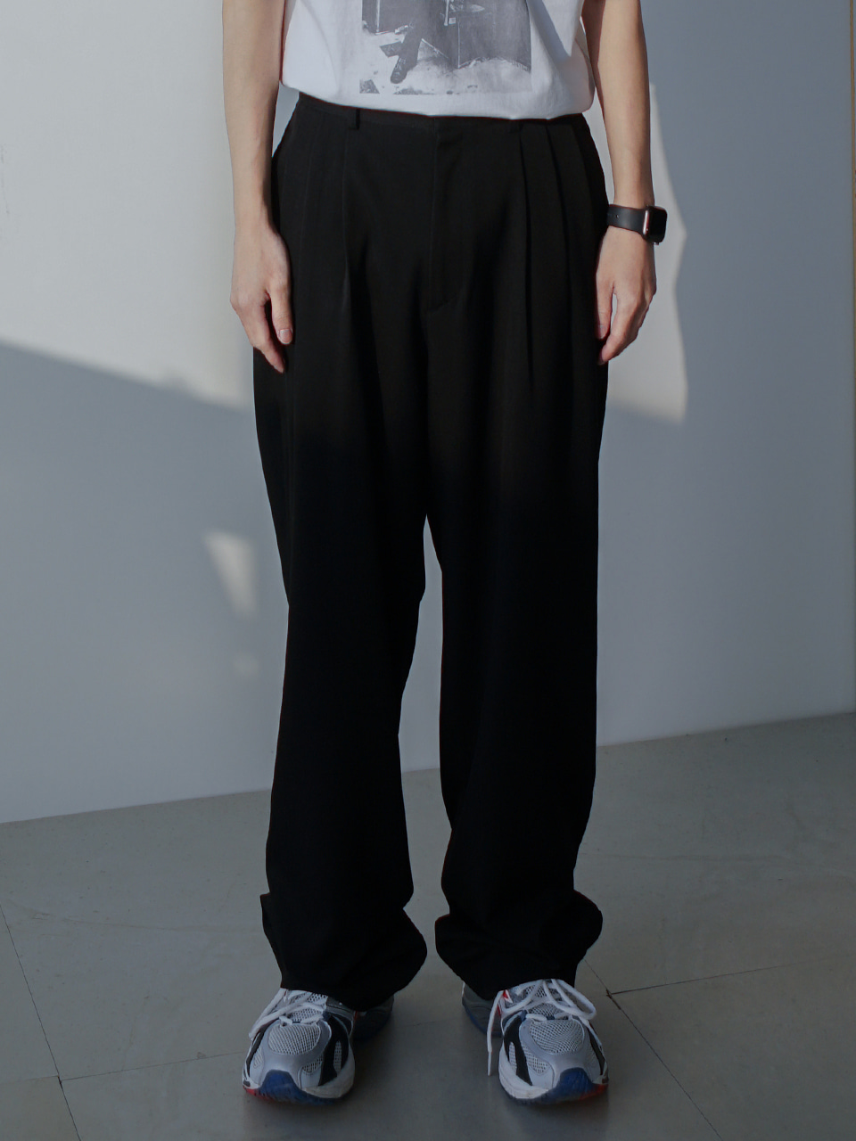 Conor Tuck Trousers (2color)
