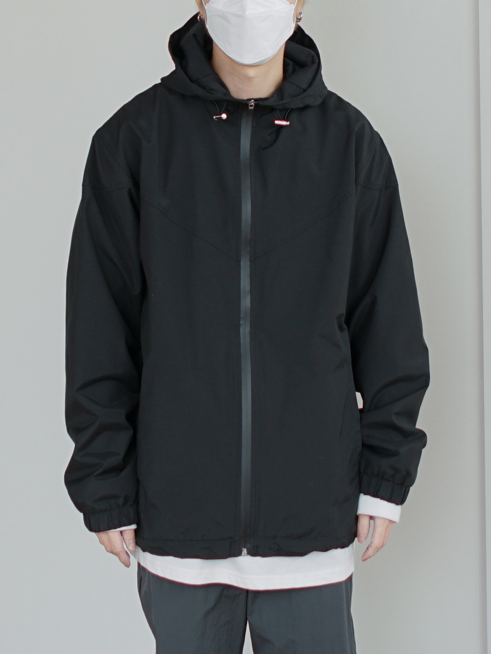 Obilon Windbreaker (2color)