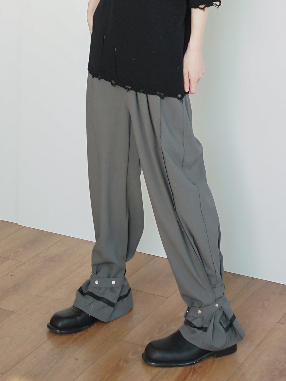 May Snap Trousers (2color)