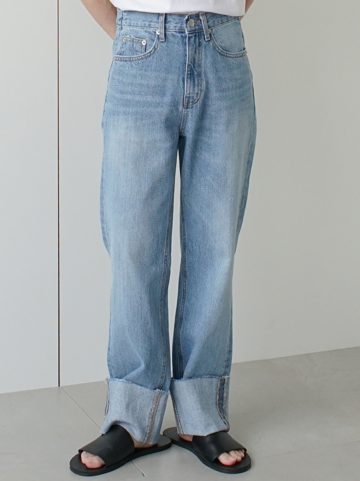 Nomad Double Side Jeans