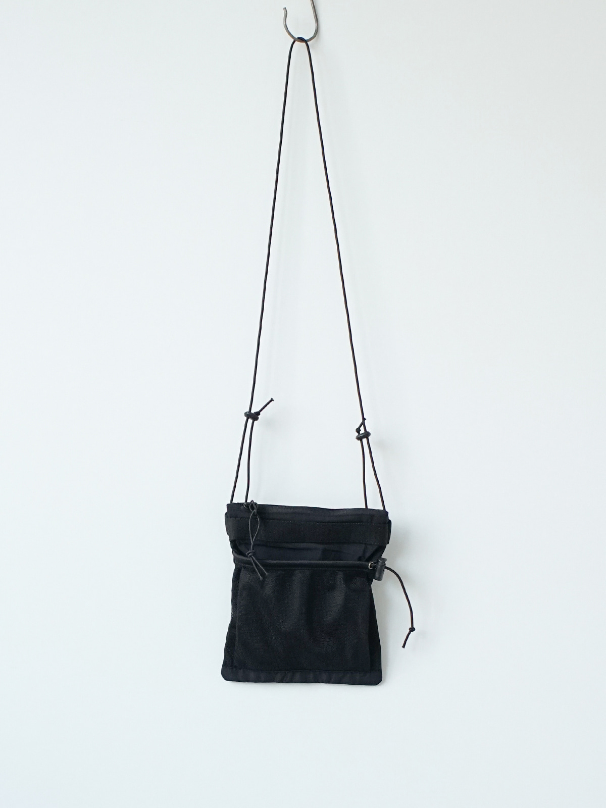 Mini Net Pocket Cross Bag