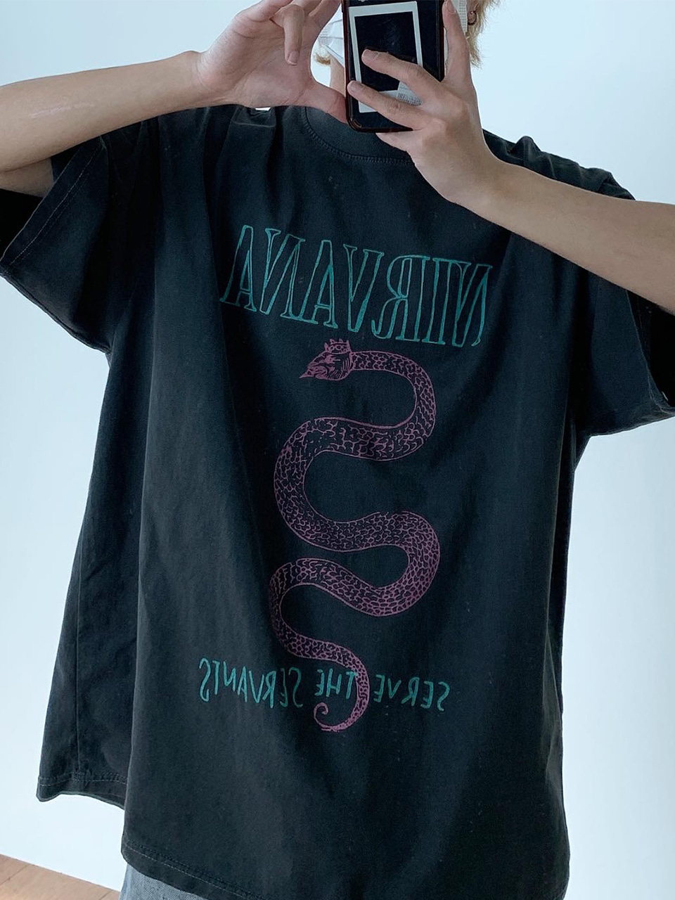 Servants Half Tee (2color)